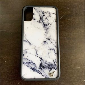 wildflower marble case iphone x
